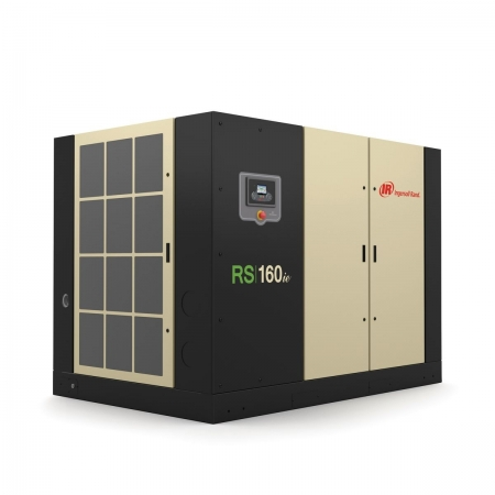 next generation rs 160ie-kw rotary oil flooded compressor hero