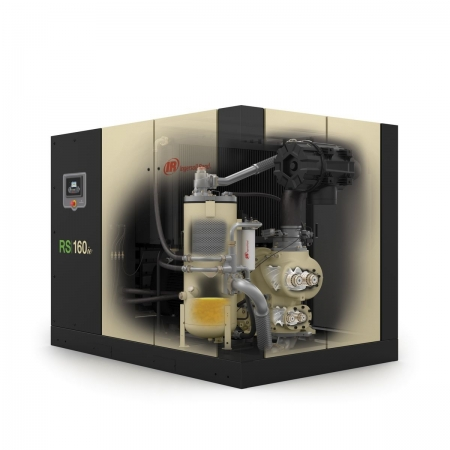 rs160 rotary screw oil flooded compressor ghost