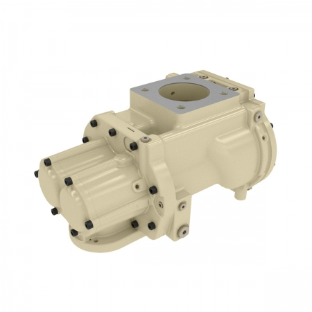 next generation rs 22-kw rotary oil flooded compressor airend la