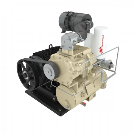 next generation rs 22-kw rotary oil flooded compressor drivetrain1