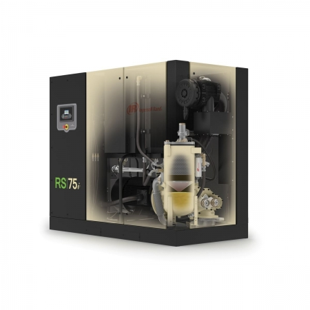rs75 rotary screw oil flooded compressor ghost