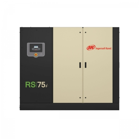 rs75 rotary screw oil flooded compressor p